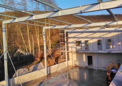 Stahlbau Hallenbau Metallbau Schlosserei Winnweiler Kaiserslautern Mainz Worms Alzey Wiesbaden Frankfurt Donnersberg Alsenz Eisenberg Grünstadt