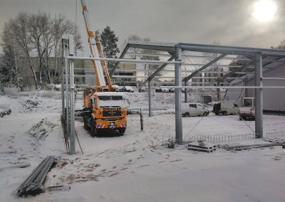Hallenbau Ingenieurbüro Martin Braun Enkenbach/Alsenborn - Hallenbau Stahlbau Metallbau Enkenbach Alsenborn - Kaiserslautern - Winnweiler - Kirchheimbolanden - Donnersberg