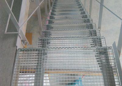 Stahl-Treppe Rema Fertigungtechnik GmbH Rockenhausen - Stahlbau Metallbau Rockenhausen