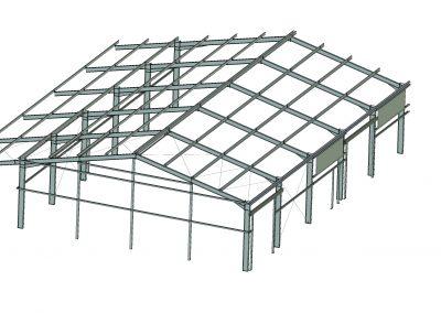 Stahlbau, Metallbau, Hallenbau