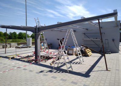 2xF GmbH - Stahlbau Hallenbau Metallbau Schlossserei Ingenieurbüro Container Containerpools Winnweiler Darmstadt Landau Kaiserslautern Mainz Wiesbaden Landstuhl Zweibrücken